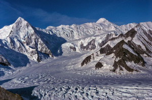 09Gletscher-Gipfelregion-Yukon